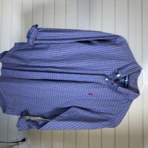 Men's Polo dress shirt - classic fit size large